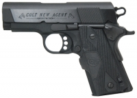 COLT New Agent With Crimson Trace Laser Grips .45 ACP