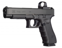Glock 34 Gen4 MOS 9mm 5.32 Inch Barrel Black