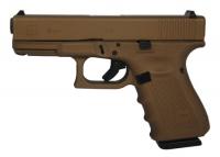 GLOCK Gen4 Glock 19 9mm 4 Inch Barrel Hot Cerakote Burnt Bronze