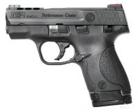 Smith & Wesson M&P Shield Ported 9mm