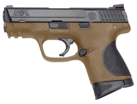 Smith & Wesson M&P Compact 9mm
