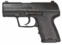 H&K P2000SK V2 Sub-Compact DAO With LEM 9mm