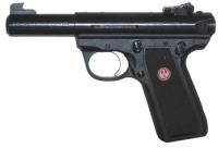 RUGER 22/45 Target Mark III .22 Long Rifle