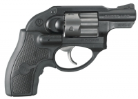 RUGER Model LCR Lightweight Compact Revolver With Crimson Trace Lasergrips .38 Special +P