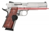 Smith & Wesson Model E Series .45 ACP 5 Inch Barrel Stainless Steel Finish Crimson Trace