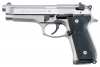 BERETTA Model 92FS 9mm Double/Single Action 4.9 Inch Barrel INOX