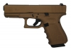 GLOCK Gen4 Glock 19 9mm 4 Inch Barrel Hot Cerakote Burnt Bronze