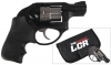 RUGER Model LCR-22 Lightweight Compact Revolver