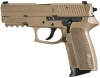 SIG SAUER SP2022 9mm 3.9 Inch Barrel Siglite Night Sights Flat Dark Earth