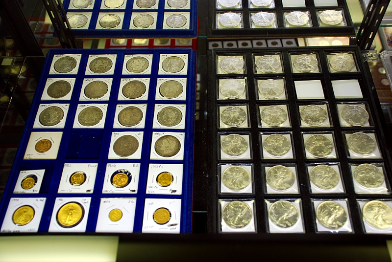 Silver Coins, Silver Bullion, Silver Dollars at Gemco Coins